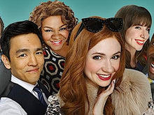 Load image into Gallery viewer, Selfie 2014 The Complete Tv Series Karen Gillan John Cho David Harewood Allyn Rachel Da'vine Joy