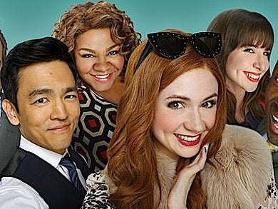 Selfie 2014 The Complete Tv Series Karen Gillan John Cho David Harewood Allyn Rachel Da'vine Joy