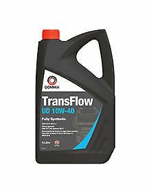 Comma - TFUD5L  - TRANSFLOW UD 10W40 Fully synthetic motor oil ACEA E6/E7 5L