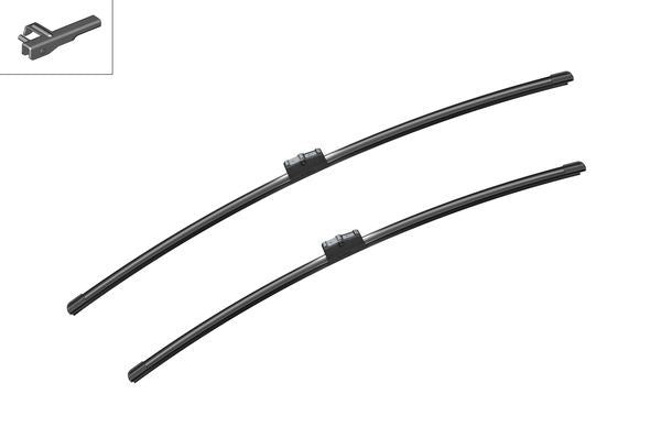 Bosch - 3397118964 /  A964S Set of wiper blades, Aerotwin