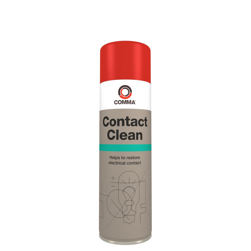 Comma - CCL500M - CONTACT CLEANER SPRAY 500ml