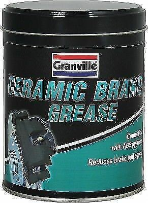 GRANVILLE CERAMIC BRAKE GREASE 500G TIN - 0841