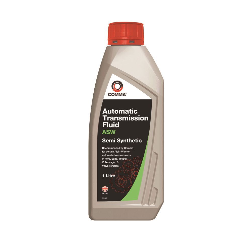 Comma - ASW1L  - ASW Automatic Transmission Fluid  1L