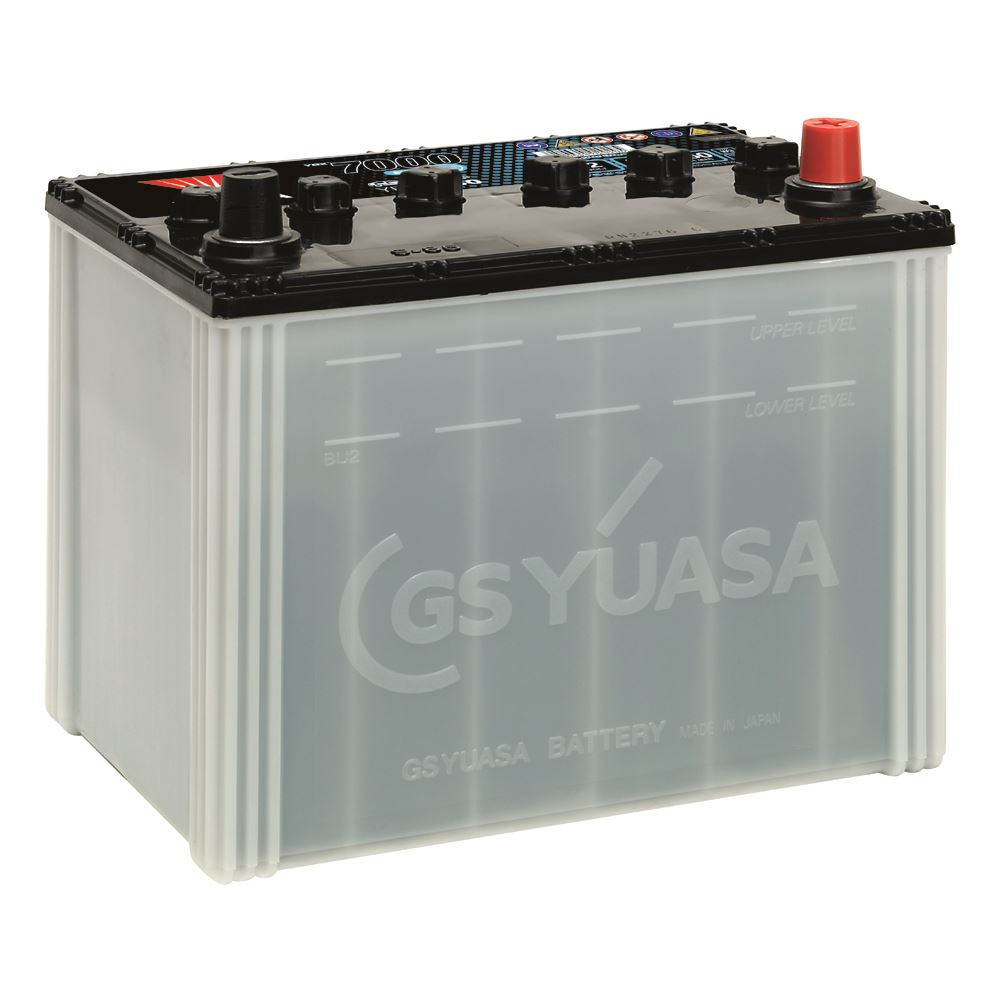 Yuasa YBX7030 EFB Start Stop Plus Battery JP DIN
