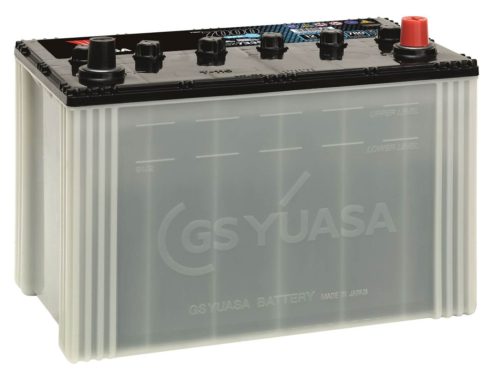Yuasa YBX7335 EFB Start Stop Plus Battery JP DIN