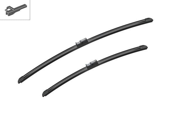 Bosch - 3397118937 /  A937S Set of wiper blades, Aerotwin
