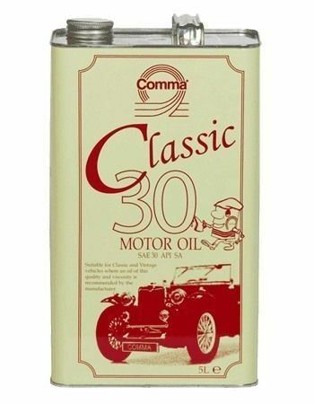 COMMA OILS - CLA305L Classic Oil 30 Engine Oil (5 Litres)
