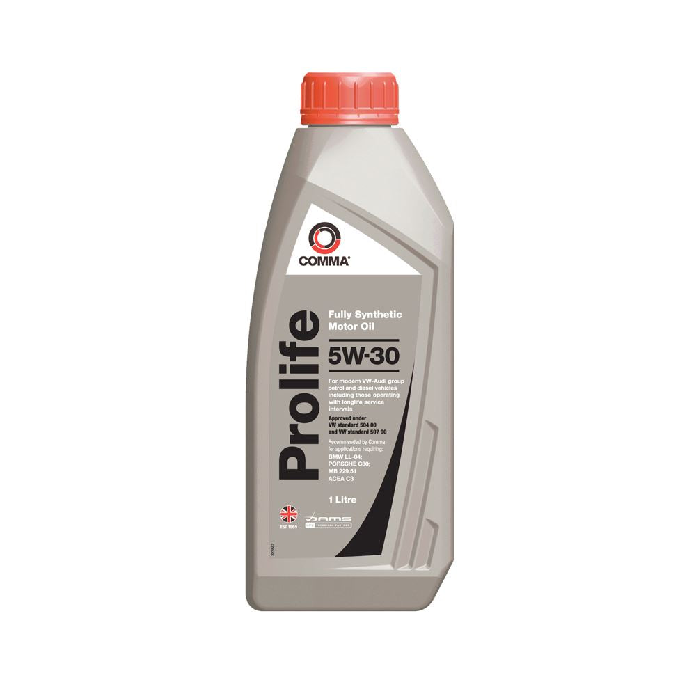 Comma - PRO1L  - PROLIFE 5W30 Fully synthetic motor oil ACEA C3 1L
