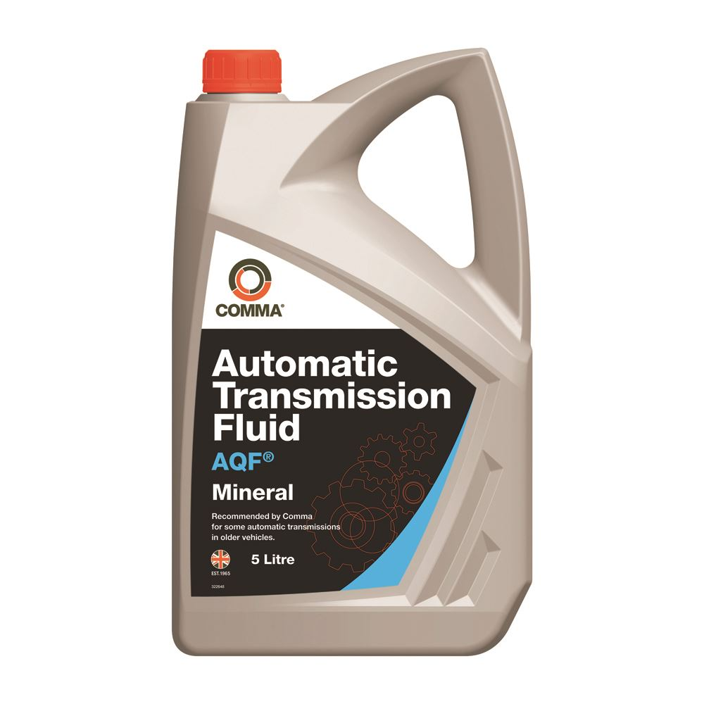 Comma - ATF5L -AQF Mineral Automatic Transmission Fluid 5L