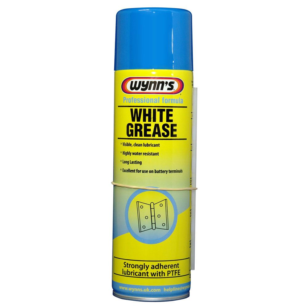 Wynn's - 10579 - White Grease, Spray 500 ml