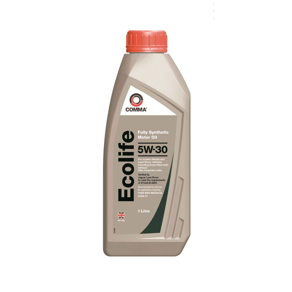 Comma - ECL1L  - ECOLIFE 5W30 Fully synthetic motor oil ACEA C1 1L