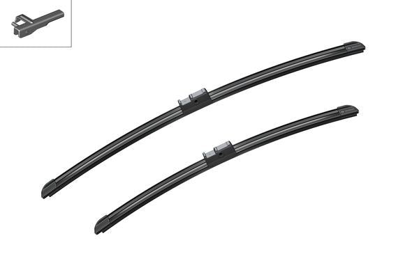 Bosch - 3397118932 /  A932S Set of wiper blades, Aerotwin