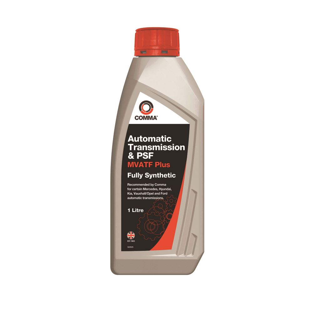 Comma - MVATF1L  -MVATF PLUS Automatic Transmission Fluid Dexron VI (III, II) 1L