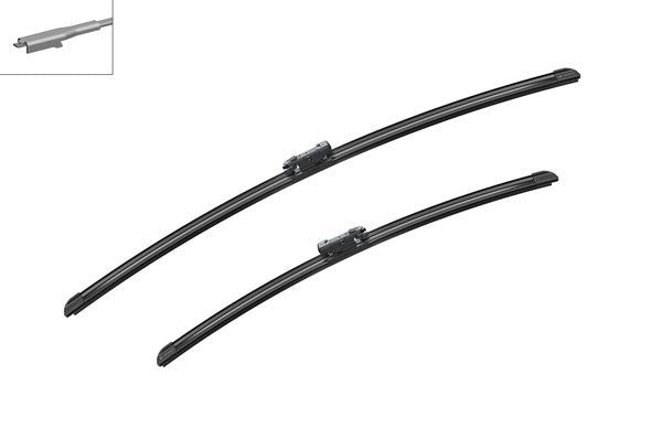Bosch - 3397007221 /  A221S Set of wiper blades, Aerotwin