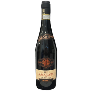 Amarone Della Valpolicella DOCG 2011 , Corte San Benedetto - The Simple Wine