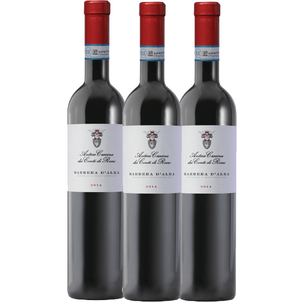 Barbera D'Alba DOC 2018 - 3 pack - The Simple Wine