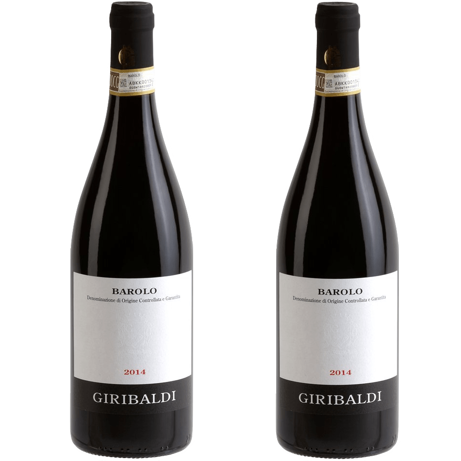 Barolo DOCG 2014 Giribaldi Organic, Piemonte  2 pack - The Simple Wine