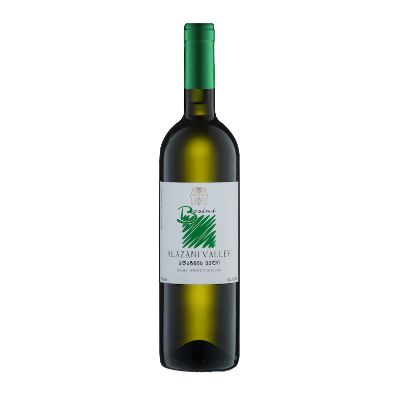 Alazani Valley Semi-Sweet White - 12 bottles - The Simple Wine