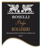 "BOLGHERI 2017 DOC Super Tuscan ""Bridges"", PAS Organic - The Simple Wine"
