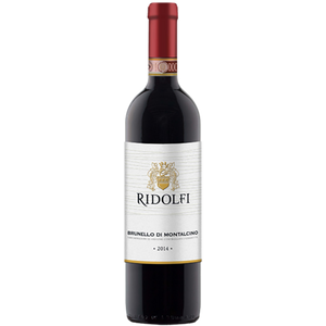 Brunello Di Montalcino DOCG 2014 Ridolfi - The Simple Wine