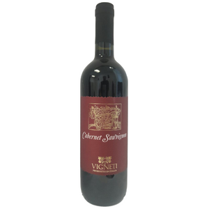 Vigneti Cabernet Sauvignon - 12 bottles - The Simple Wine