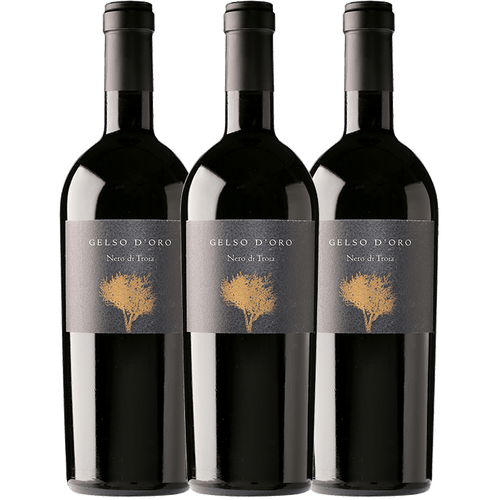 Gelso D'Oro 2017, (Italian Caymus) 3 pack - The Simple Wine