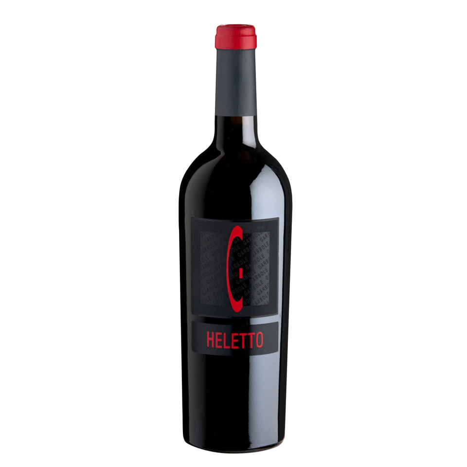 Heletto IGP Rosso Veneto 2010 - The Simple Wine