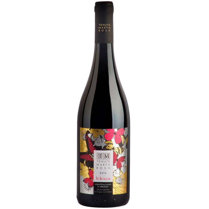 Hibisco Montepulciano D'Abruzzo 2016 DOC - The Simple Wine