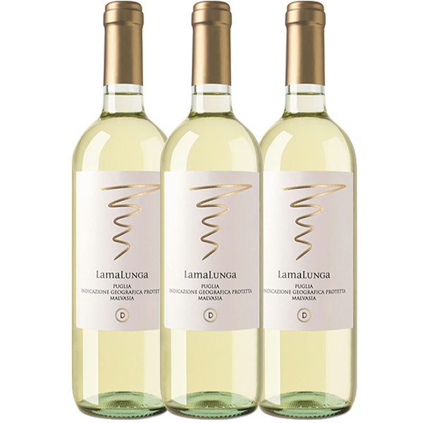 Lamalunga 3 Pack, Puglia, FREE SHIPPING - The Simple Wine