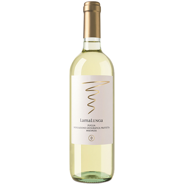 LamaLunga Malvasia (white) Puglia- 12 pack - The Simple Wine