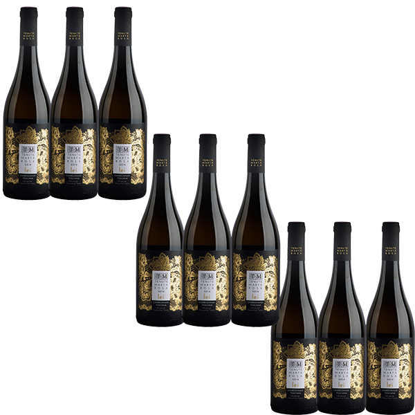 Lei Chardonnay Toscana 2014 9 pack FREE shipment - The Simple Wine