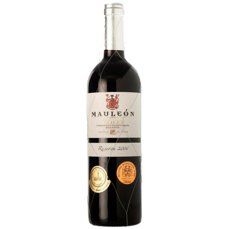 Mauleon 2006 Reserva, Rioja Alavesa, Garcia De Olano - The Simple Wine