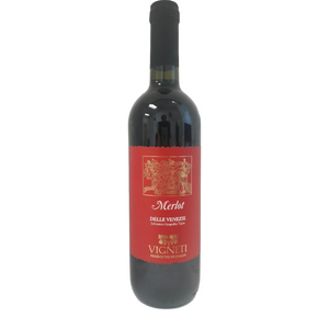 Merlot - Vigneti 12 pack - The Simple Wine