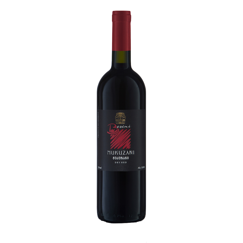 Mukuzani 2015 Dry Red - The Simple Wine
