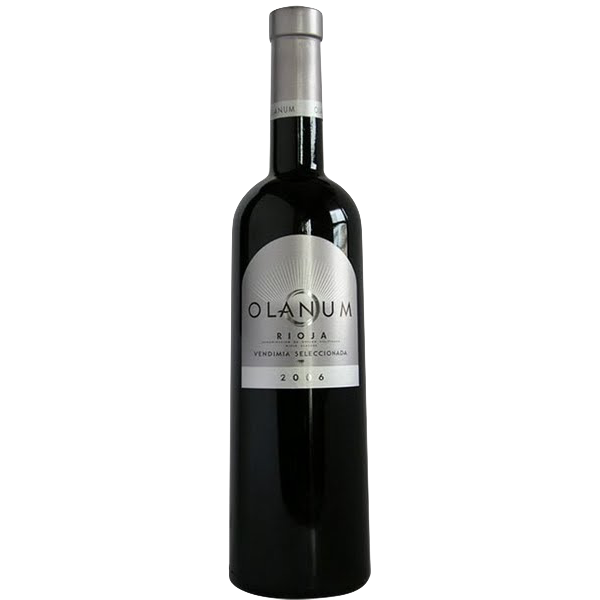 Olanum 2010 Garcia De Olano , Rioja Alavesa - The Simple Wine