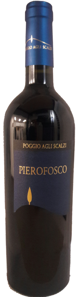 3 pack PIEROFOSCO Super Tuscan 2017 IGT, PAS Organic - The Simple Wine