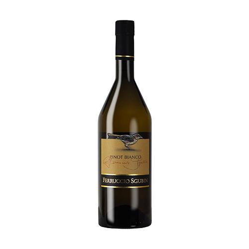 Pinot Bianco DOC COLLIO Ferruccio Sgubin - The Simple Wine