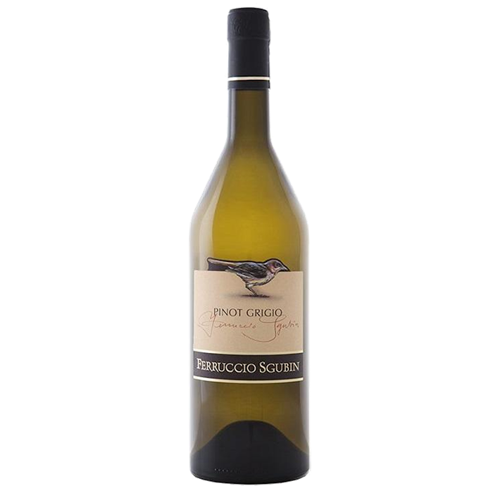 Pinot Grigio, Collio DOC, Ferruccio Sgubin - The Simple Wine