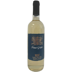Vigneti Pinot Grigio - 12 bottles - The Simple Wine