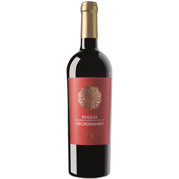 Puglia Negroamaro - 12 bottles - The Simple Wine
