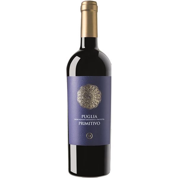 Puglia Primitivo - 12 bottles - The Simple Wine