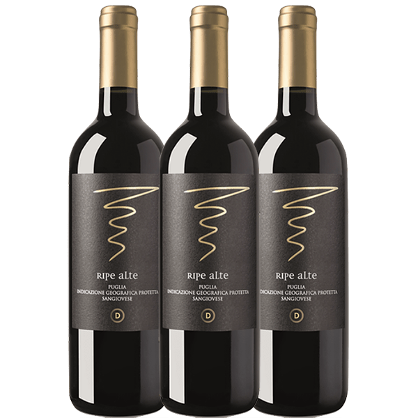 Ripe Alte (Chianti) 3 pack,  FREE SHIPPING - The Simple Wine