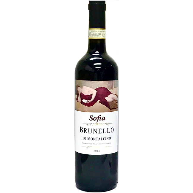 Sofia Brunello Di Montalcino 2014 DOCG - The Simple Wine