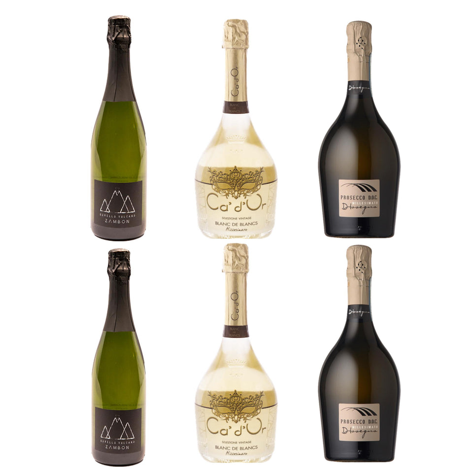 Sparkling Simple Wine Sampler - The Simple Wine