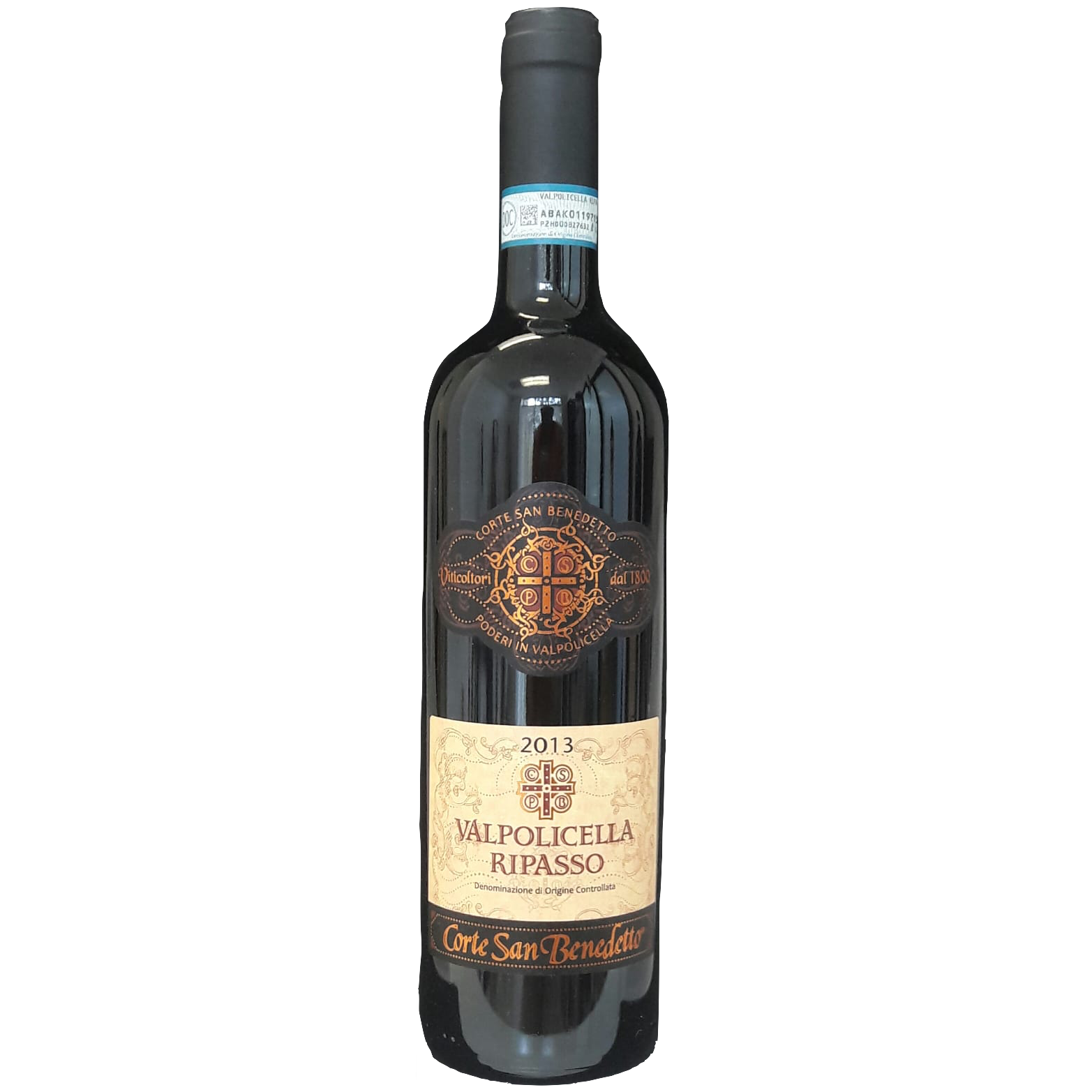 Valpolicella Classico Superiore Ripasso DOC,2013 - The Simple Wine
