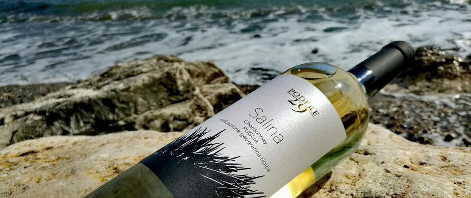 Salina Chardonnay Podere29 Organic Puglia - The Simple Wine
