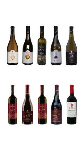 Askaneli Thanksgiving Case Special - The Simple Wine
