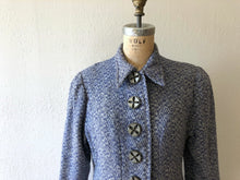 Load image into Gallery viewer, 1930s coat . vintage 30s 40s wool jacket