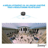 ZOOMY® - MINI IP VIDEÓKAMERA