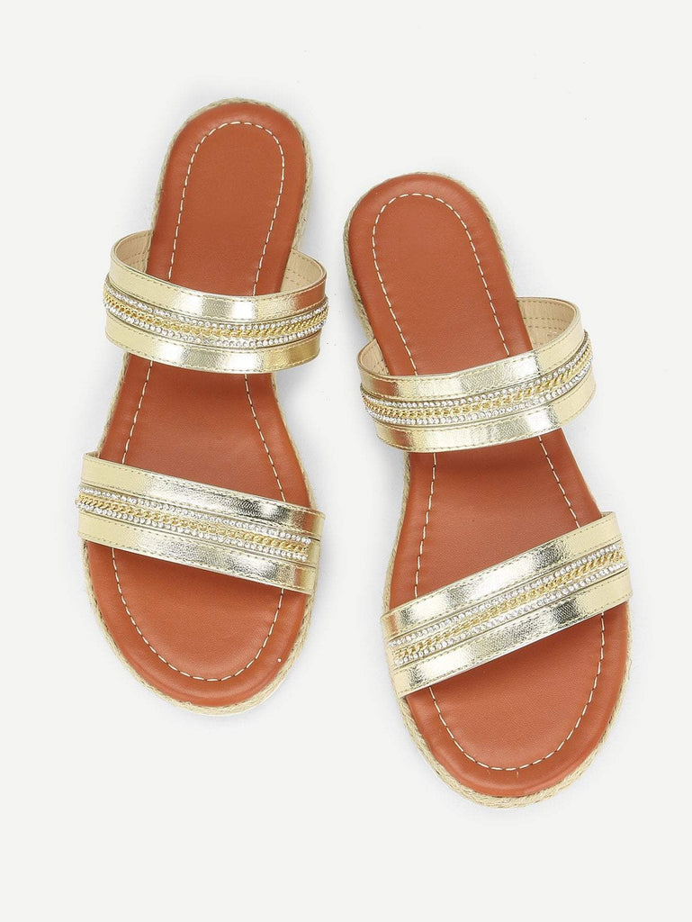 497dc10ccac Open Toe Double Strap Sandals – SheSublime